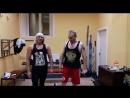 Инга Галич и Юлий Грахов приглашение на турнир Стальной Хват 💪💪💪