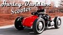 Harley Davidson Sidecar Car 4 wheeler Scooter Sportster Ironhead Overhaulin