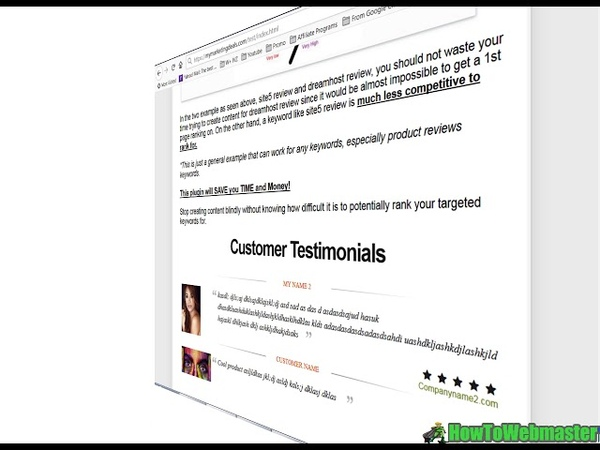 OMNI Superstar Testimonial Wordpress Plugin Works Everywhere