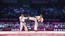 Разрешённые удары в Киокушинкай каратэ