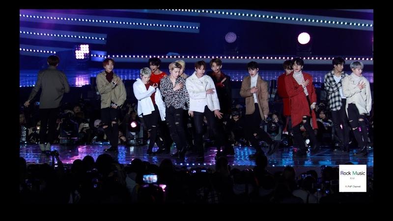 [FANCAM] [181021] Seventeen (세븐틴) - Clap (박수) Thanks (고맙다) Oh My! (어쩌나) @ Busan One Asia Festival