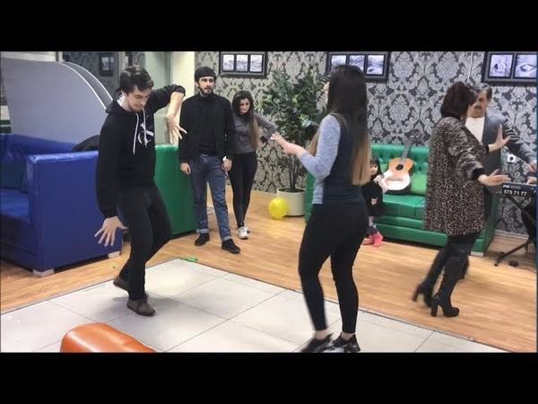 Девушки С Азербайджана Бомбят Танцпол 2019 ALISHKA ELCHIN Лезгинка С Красавицами Из Загаталы