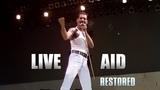 Queen - Live Aid 1985 - Definitive Restoration