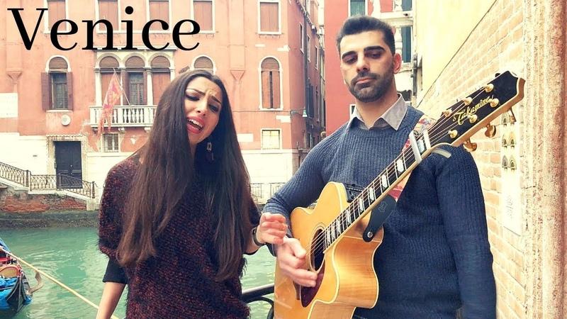 Ed Sheeran Perfect Cover Street Performance In Venice