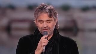 Besame mucho - песня на все времена! АНДРЕА БОЧЕЛЛИ