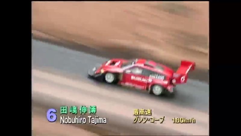 Nobuhiro Tajima Suzuki Escudo Pikes Peak 1998