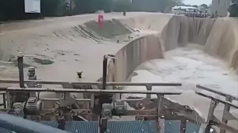 Des inondations dans lAude provoquées par les rivières en crue