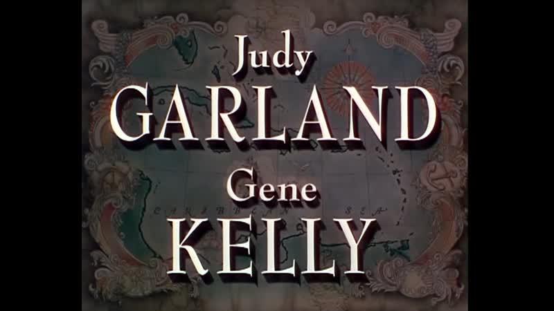 O Pirata 1948 Dub com Judy Garland, Gene Kelly, Walter Slezak