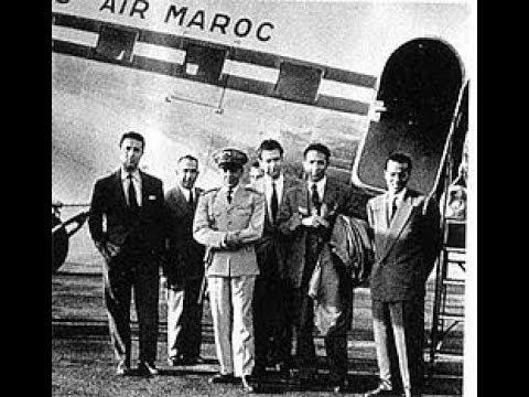 Algérie Maroc Le roitelet Hassan II plus qu'un despote c'est un lache et traitre الجزائر المغرب