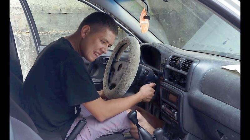 Долбаный Opel. Оживление.