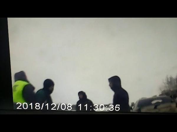«Пришлось стрелять»: на трассе иностранцы подрались с экипажем ДПС (часть 2)