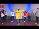 Dopebwoy AFSTAND Choreography by Duc Anh Tran