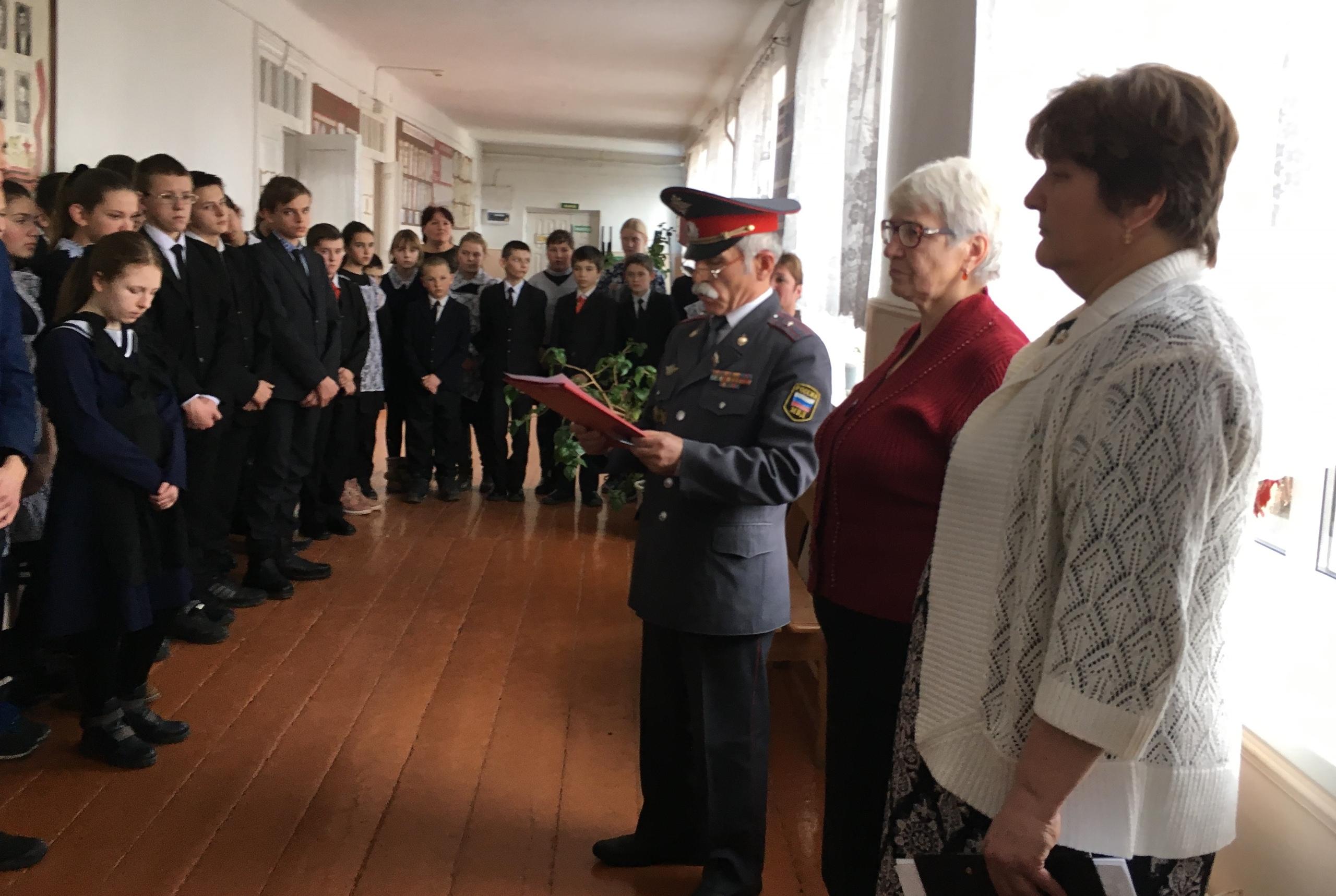 В Зеленчукском районе открыли месячник оборонно-массовой работы