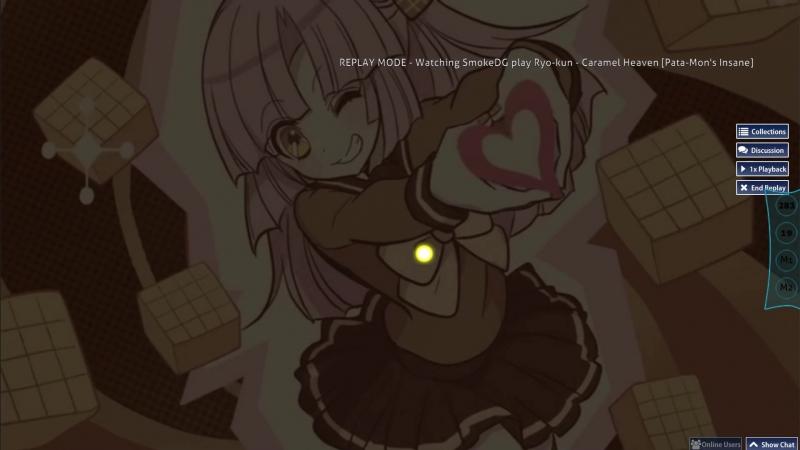SmokeDG - Ryo-kun - Caramel Heaven [Pata-Mons Insane] HD HR