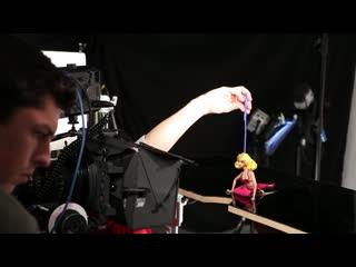 The making of Nokia N8 Pink - Freedom. Как снимали рекламу Нокиа с куклами от Integrity Toys