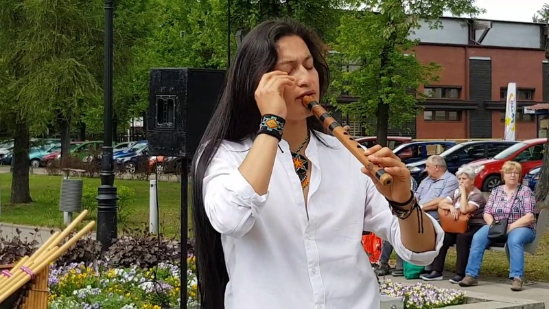 Wuauquikuna Cristofer C Cordova Ciechocinek 2019 - Armonia Song
