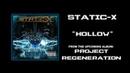 Static-X Project Regeneration Teaser Tracks