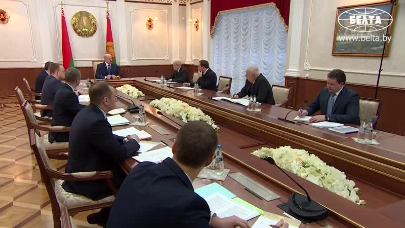Лукашенко возмущен с тарифами на жкх