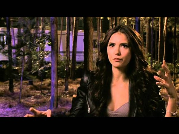 TVD season 2 DVD: Behind the scenes Elena/Katherine