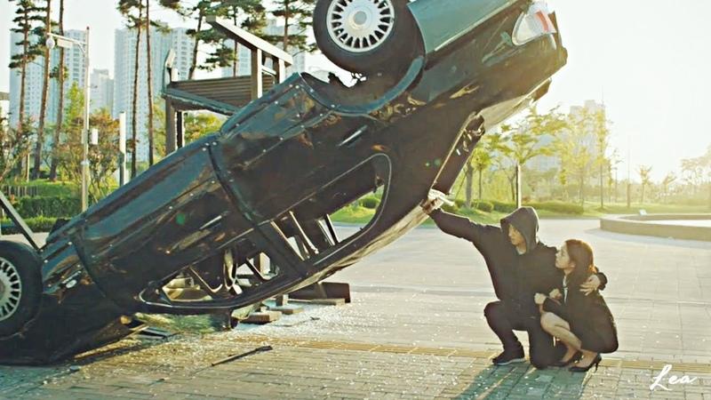 Там куда падают звезды Люди аэропорта Инчхон Клип к дораме