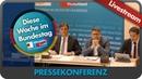 Vorgehen gegen Linksextremismus und weitere Themen und Anträge der AfD Fraktion