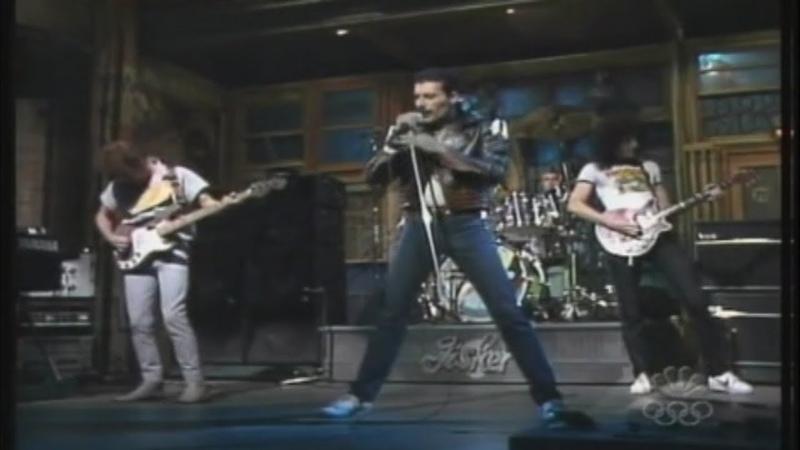 Queen - Under Pressure (SNL 1982)