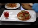 Мясной бейгл от бренд-шефа кафе Лесное