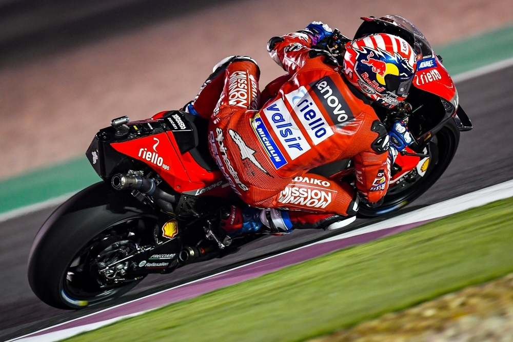 Результаты 2-го дня тестов MotoGP 2019 в Катаре