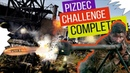 PIZDEC CHALLENDGE PTRD squad on the global map Heroes Generals