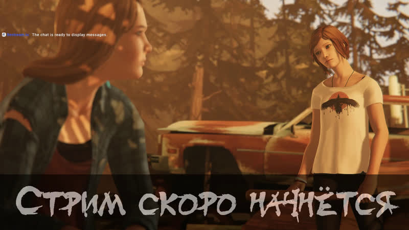 Life Is Strange: Before The Storm 4 Продолжим ублажать строптивую Рэйчел Эмбер