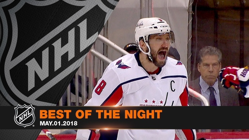 Ovechkin scores incredible game-winner, Wheeler and Byfuglien each tally pair of goals