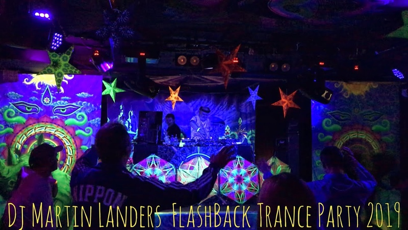 Dj Martin Landers in the Mix 🎧 FlashBack Trance Party 2019 Vol.1, 05.01.2019