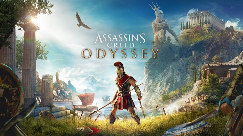 Assassins Creed Odyssey OST - Assassins Creed (Ezios Family)