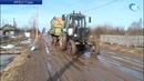 В Крестцах сложилась напряженная ситуация с дорогами