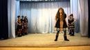 Коллекция Бабушкин квадрат на сказочный лад или В темном царстве. Театр костюма Чаровница