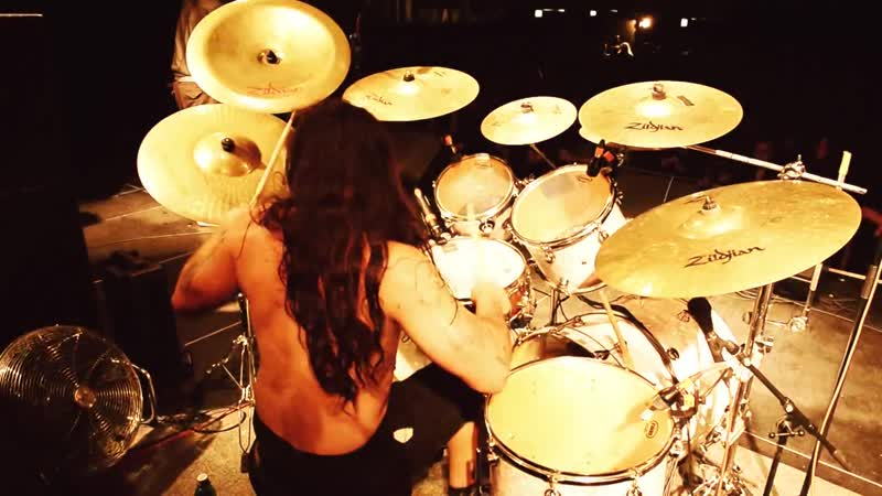 KRISIUN Ravager Drum Playthrough By Max Kolesne afonya drug