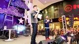 Ведущий Андрей Черновол - Ночь распродаж в ТРЦ Ocean Plaza