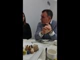 Сергей Дик об обедах