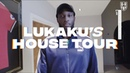 Inside Romelu Lukakus House Take a Tour of Manchester United Strikers Pad with Taylor Rooks