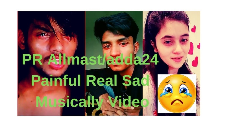 MusicallY videos boys Girl tik tok India real immotional video❤️😂😂