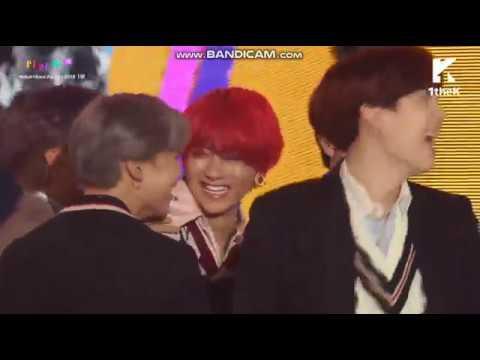 BTS wins Kakao Hot Star @ Melon Music Awards 2018