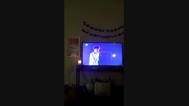 14032016 Watching Troye Sivan on tv