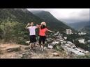 Лезгинка С Красавицей Из Грузии 2019 Девушка Танцует Забавно Мягко ALISHKA IA Боржоми