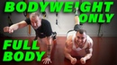 Explosive At Home Full Body Workout Bodyweight Training