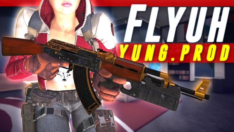 Flyuh: YUNG.PROD - Black Squad Montage