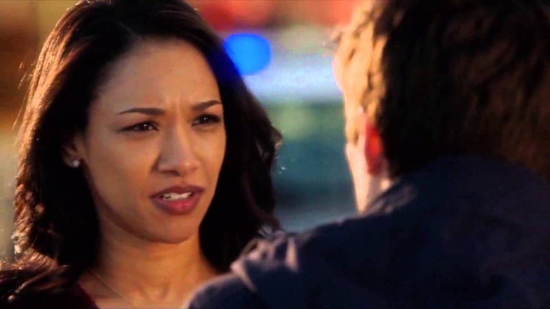 The Flash - Barry talks with Iris (Deleted Scene: Pilot 1x01 City of Heroes)
