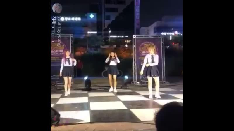 190608 토토즐 Girl Group Medley pt.1