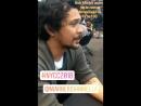 VIDEO Bob talking about Bellamy and Octavia at NYCC18 via seriemaniatv IG story The100