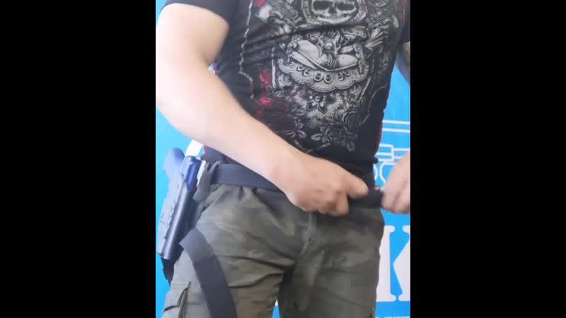 Кобура тактика на платформе от 4000р Представитель в Сибири @ ssk zvezda Изготавливаем на заказ индивидуальные кобуры паучеры