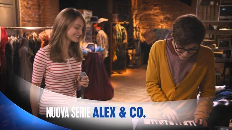 Alex Co -- La classe - A Maggio su Disney Channel